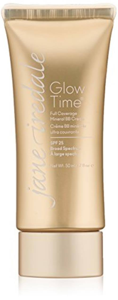 Jane Iredale Glow Time Mineral Bb Cream - SPF 25, Bb6, 1.7oz