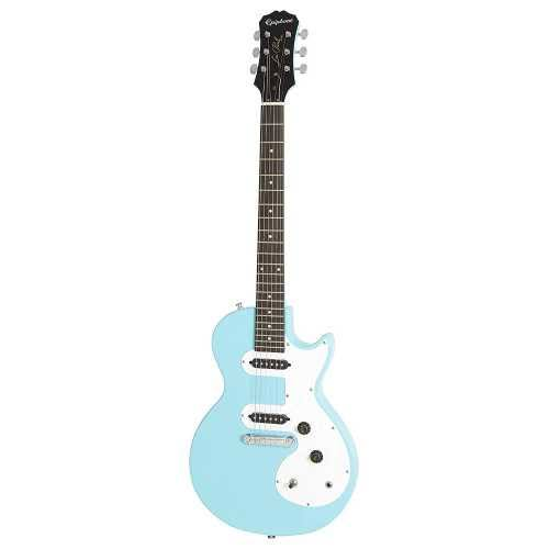 Epiphone ENOLPACH1 Solid Body Electric Guitars - Pacific Blue, Right Hand