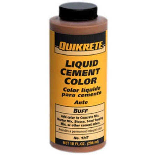 Quikrete Liquid Cement Color - Buff, 10oz