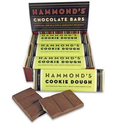 Hammond's Milk Chocolate Bar - Cookie Dough