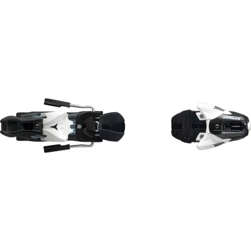 Atomic Z 10 Ski Binding Black/White 100mm