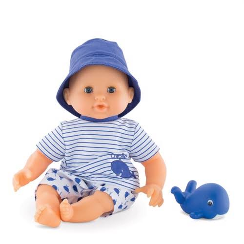 Corolle Baby Bath Boy Doll