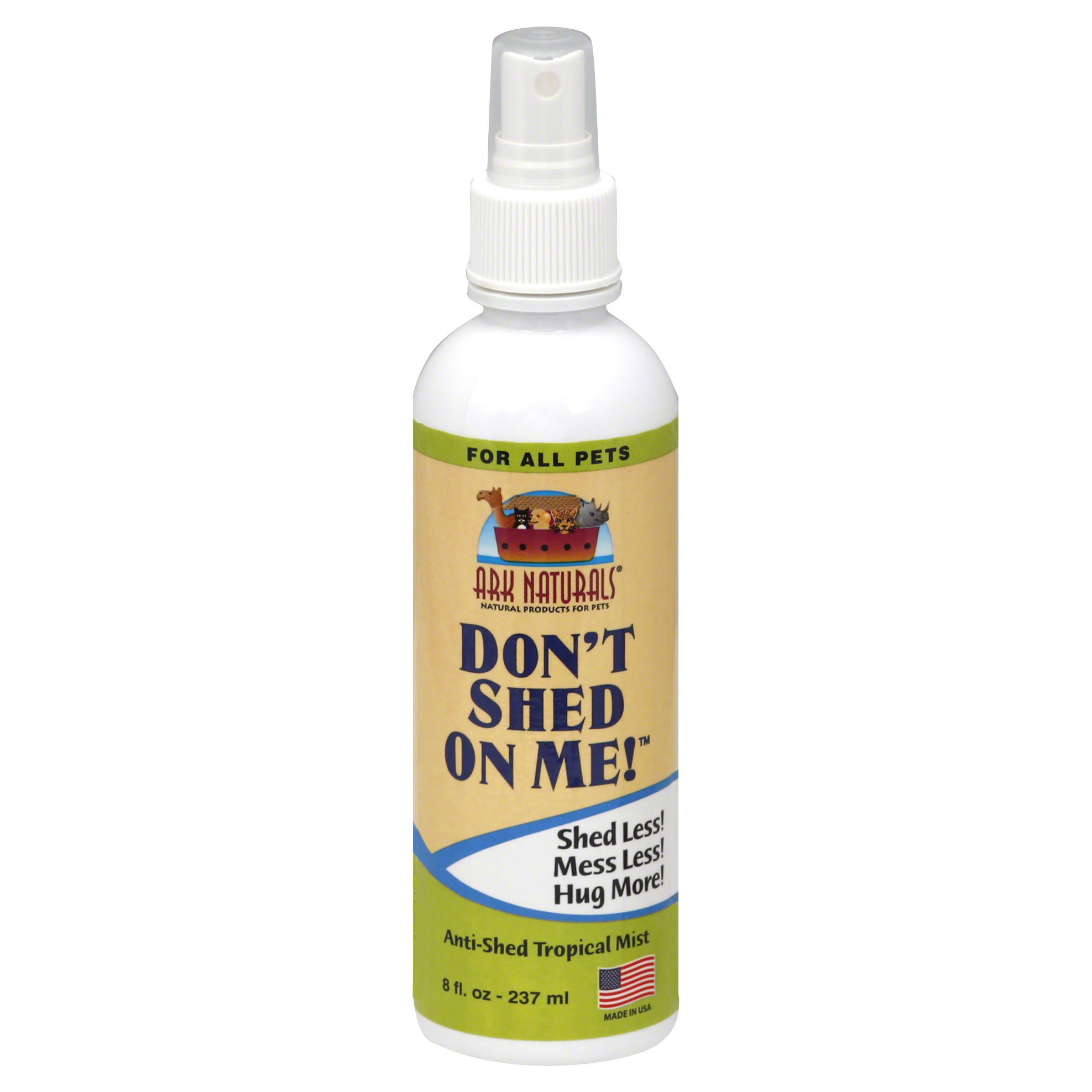 Ark Naturals Don't Shed on Me Spray - 8 fl oz