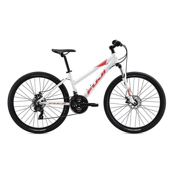 Fuji Adventure 27.5 St Bicycle - White, 13""