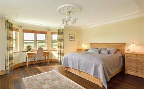 Armstrong Woodhaven Ceiling Planks by Savills New Mains House Tillyochie Mains Kinross Perth And