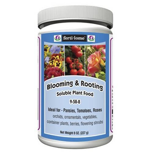 VPG Fertilome 9-59-8 Blooming and Rooting Plant Food - 8oz