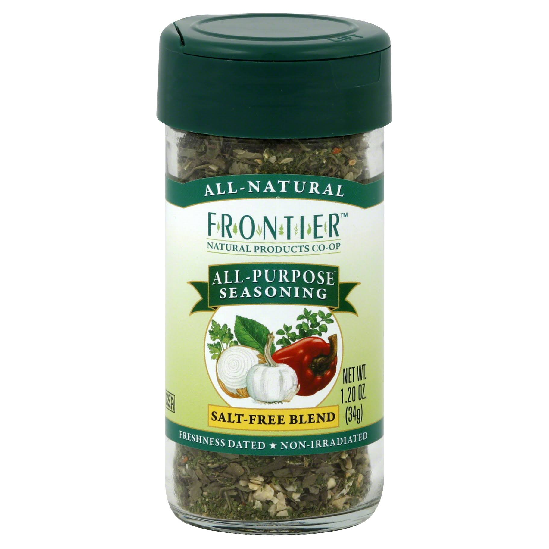 Frontier All-Purpose Seasoning Blend