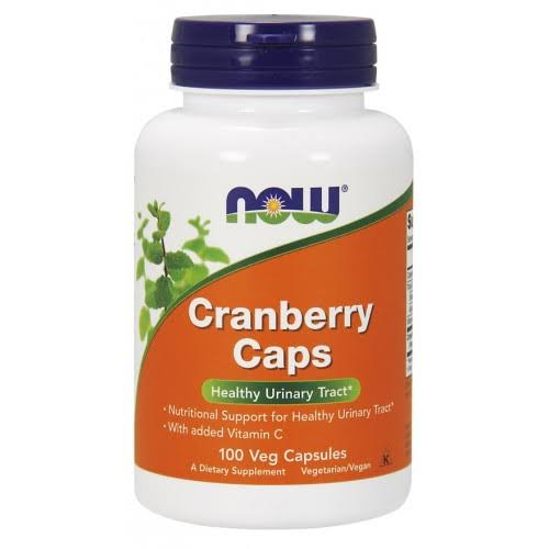 Now Foods Cranberry Concentrate - 100 Capsules