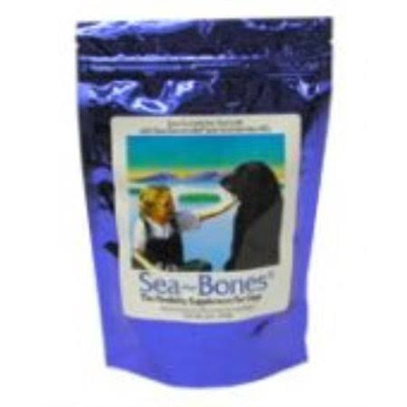 NutriSea Sea Bones Dog Supplement 8 oz