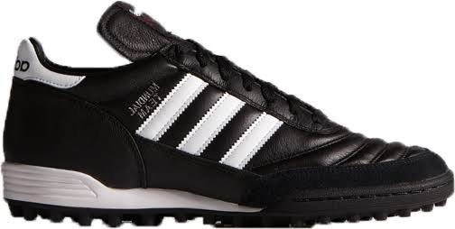 Adidas Performance Mundial Team Turf Soccer Cleat - Black/White, US4