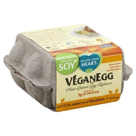 Follow Your Heart VeganEgg Egg Replacer, Plant-Based - 4 oz