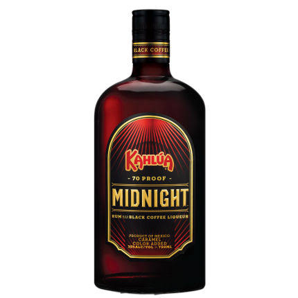 Kahlúa Midnight Rum with Black Coffee Liqueur
