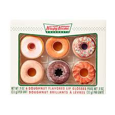 Krispy Kreme Halloween Donuts Calories by U0026lt P U0026gt Smother Your Lips In The Delicious Goodness Of Krispy