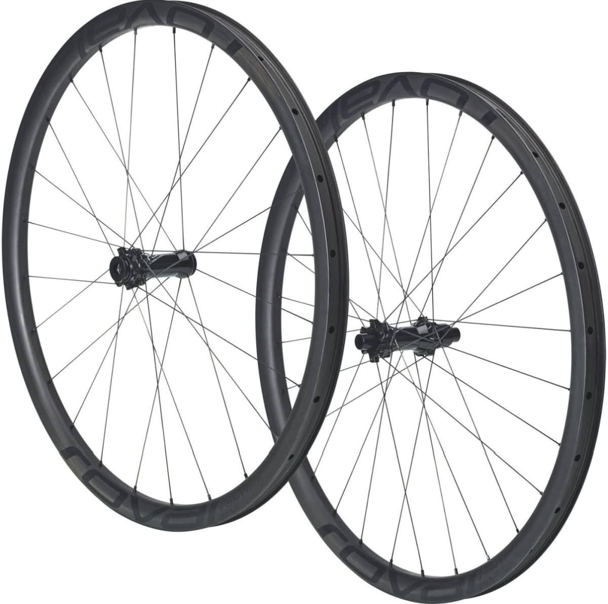 Specialized Roval Control SL 29 148 Bike Wheel Set - Carbon and Black