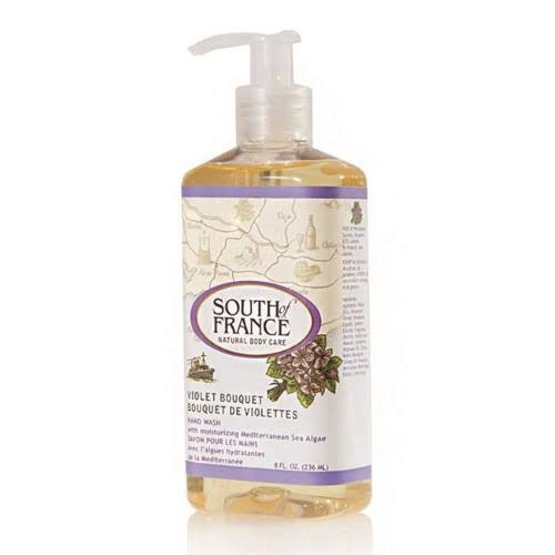 South of France - Hand Wash Violet Bouquet - 8 oz