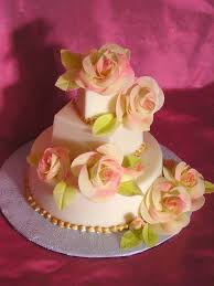 Cake Decorating Books Free by File Traditional Cake With Large Cabbage Roses Jpg Wikimedia Commons