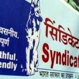 Syndicate Bank, Indian rupee, Crore