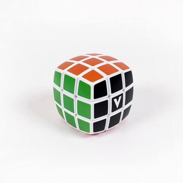 V-Cube 3 Cube Toy White Multicolor