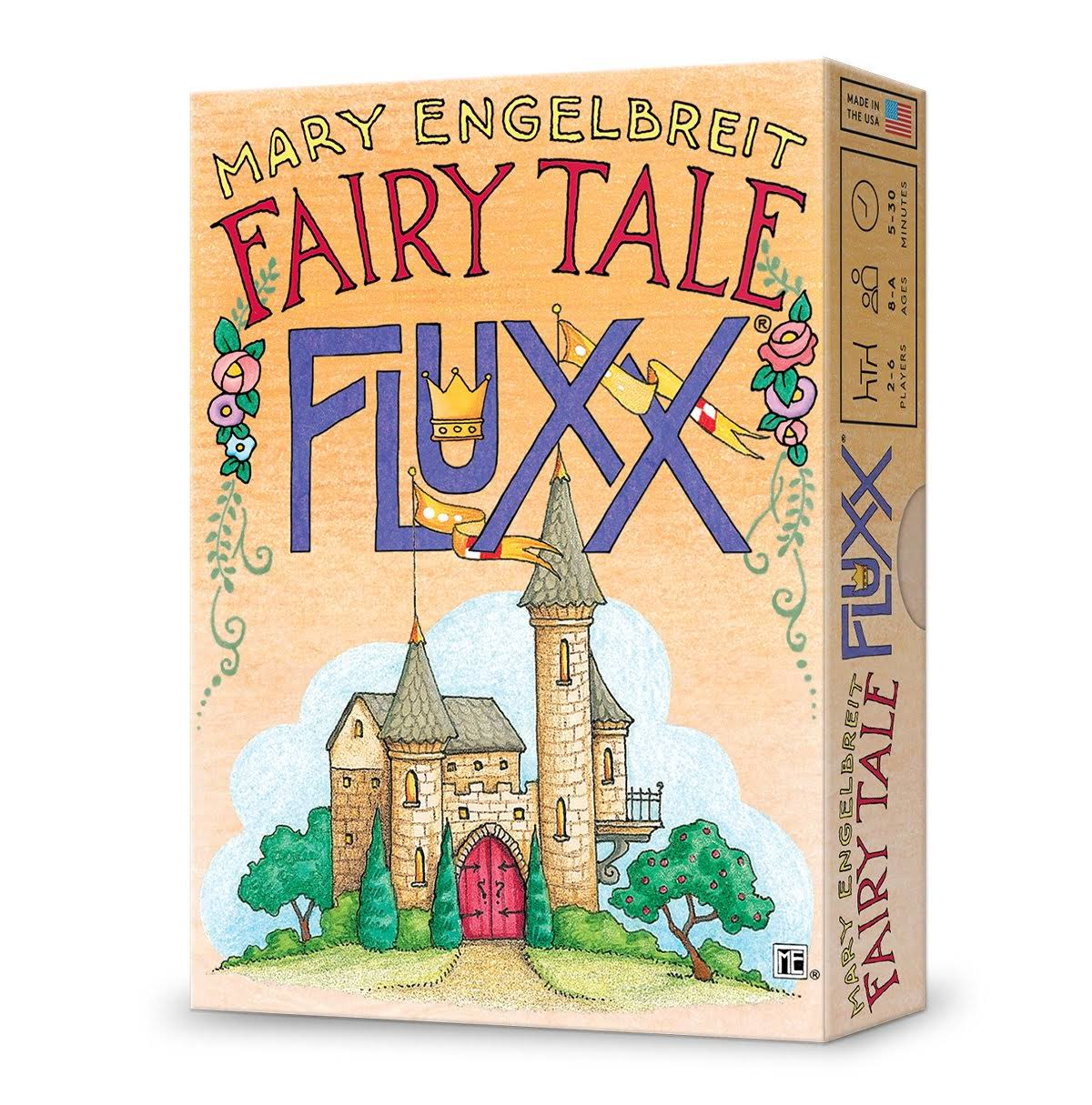Fairy Tale Fluxx Card Game
