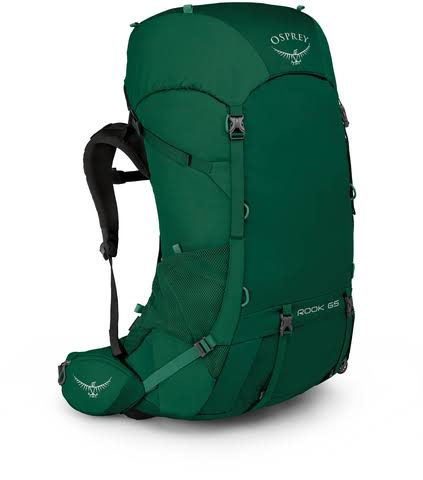 Osprey Backpack Rook 65 Mallard Green