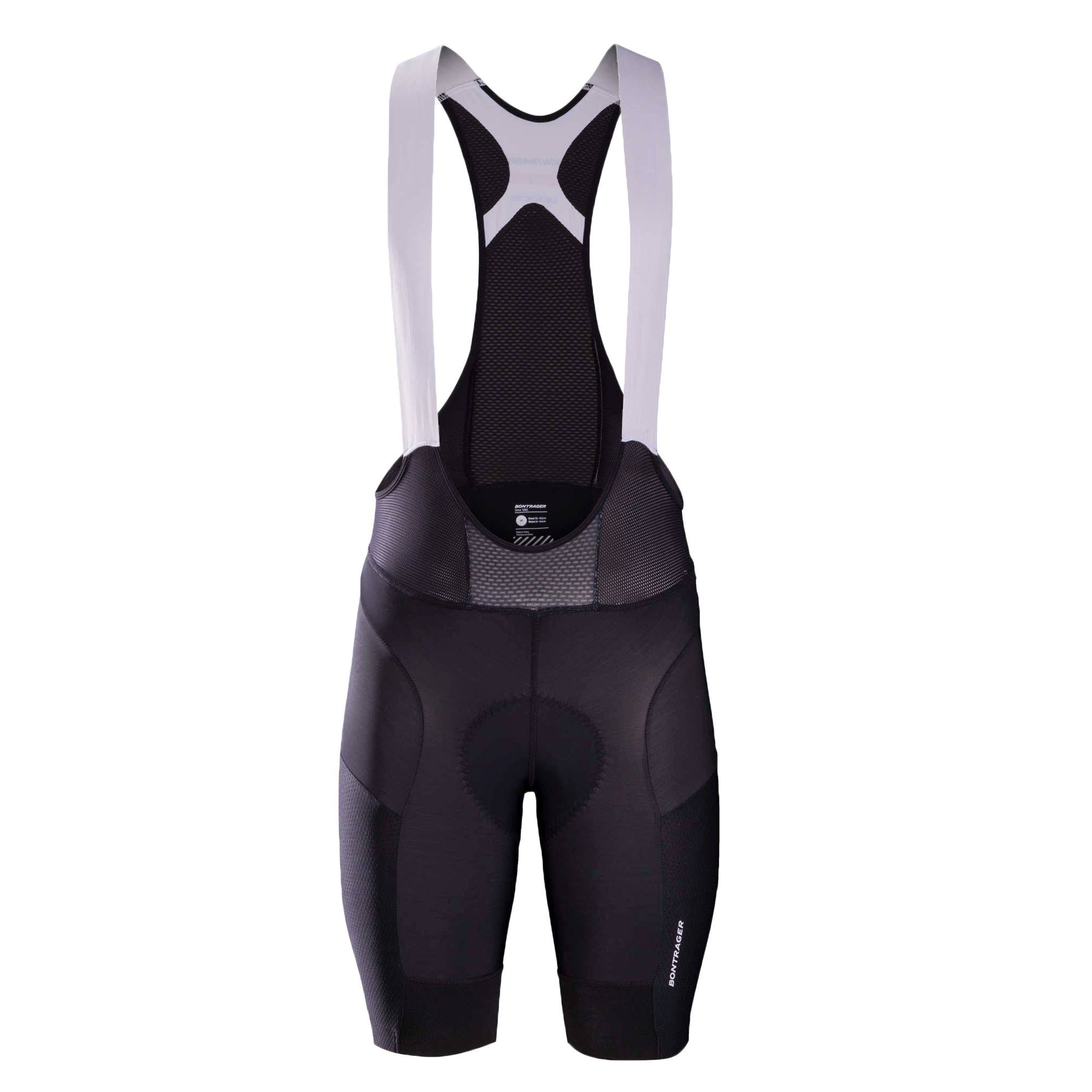 Bontrager Velocis Bib Short - Black, Large