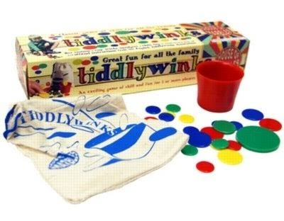 House of Marbles Tiddlywinks Toy Set