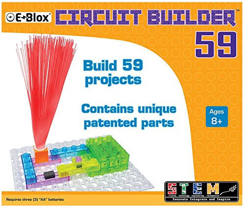 E-Blox Circuit Board Building Blocks - Circuit Blox 59