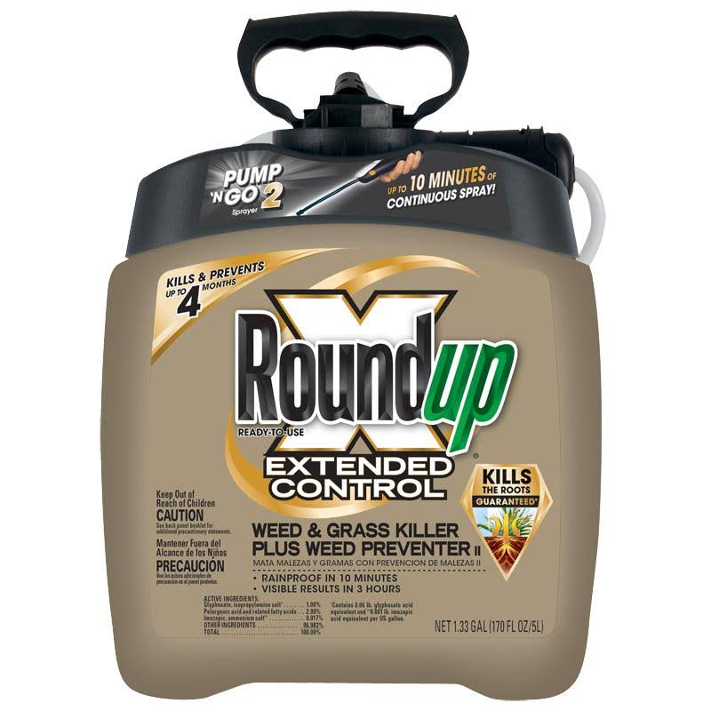 Scotts RoundUp Extended Weed And Grass Killer