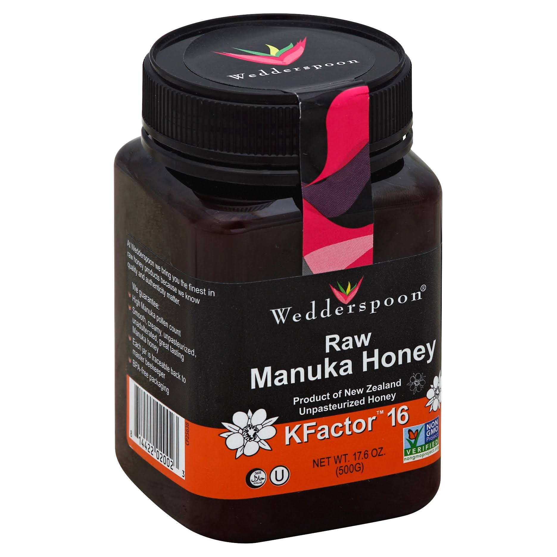 Wedderspoon Manuka Honey - 500g