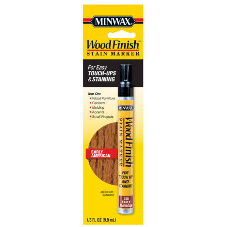 Minwax Wood Finish Stain Marker - 9.9ml