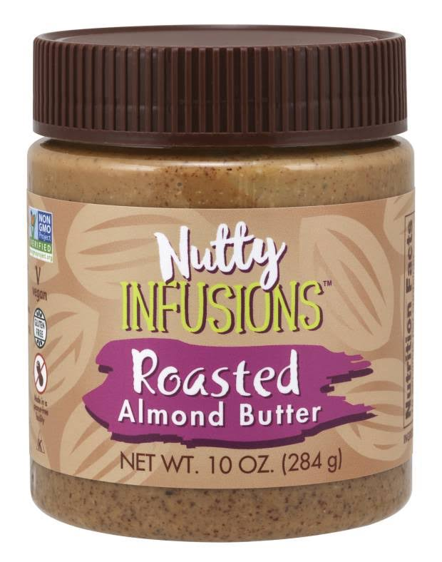 Nutty Infusion Roasted Almond Butter - 10oz