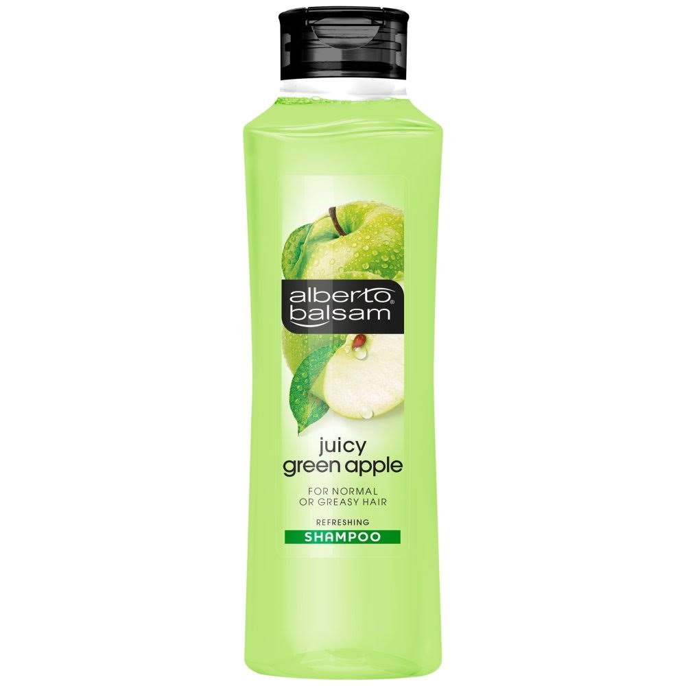 Alberto Balsam Juicy Green Apple Shampoo - 350ml