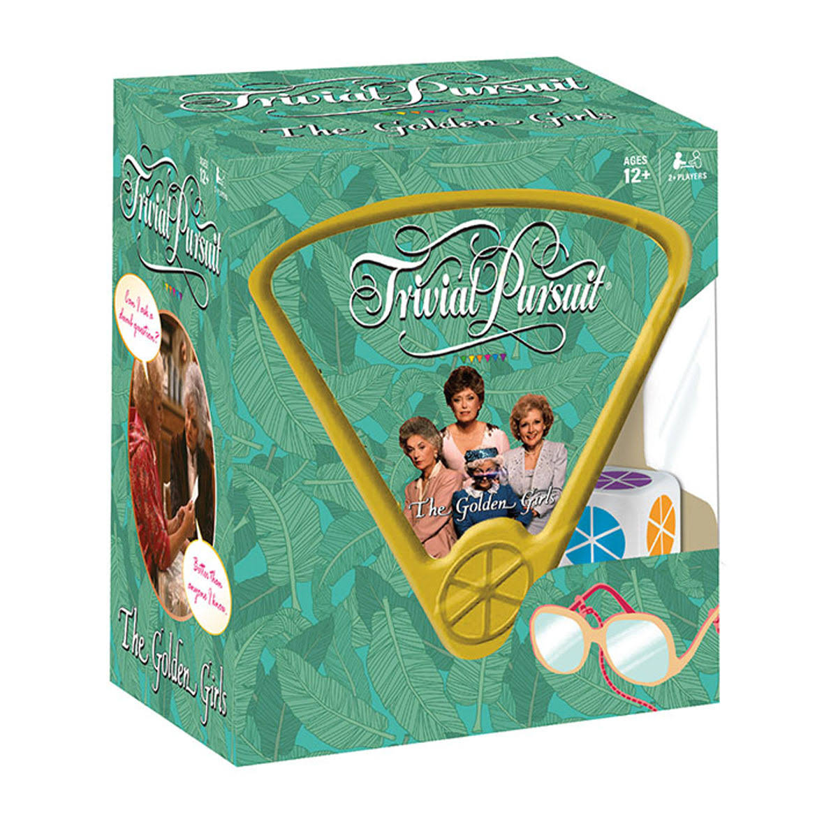 USAopoly Trivial Pursuit: The Golden Girls