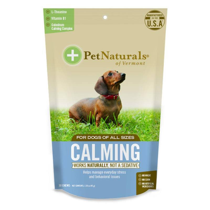 Pet Naturals of Vermont Calming for Dogs