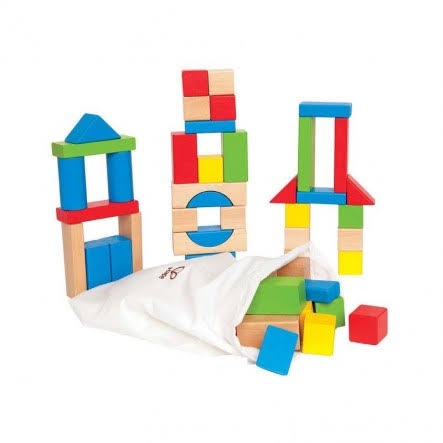 Hape E0409 Maple Block Set