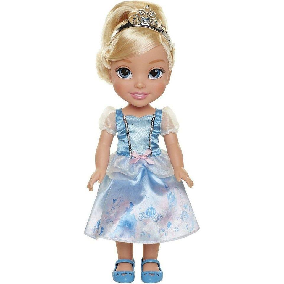 Disney Princess Doll - Cinderella, 14""