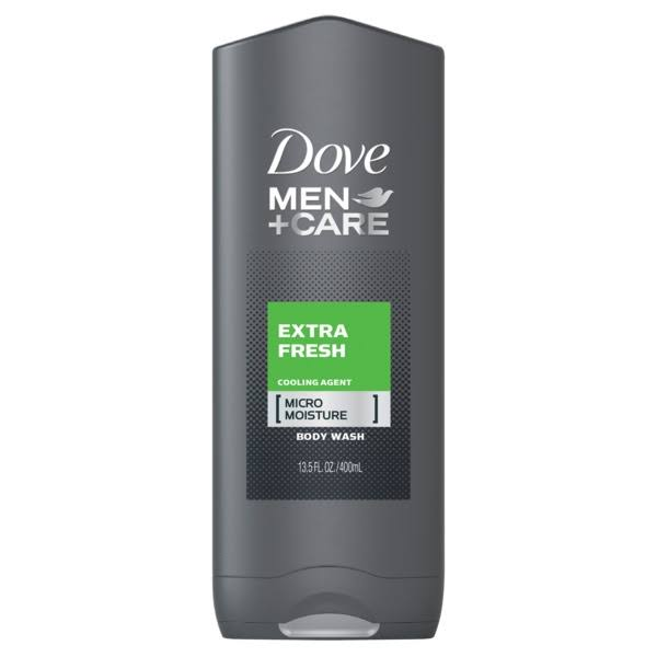 Dove Men+Care Body and Face Wash - Clean Comfort
