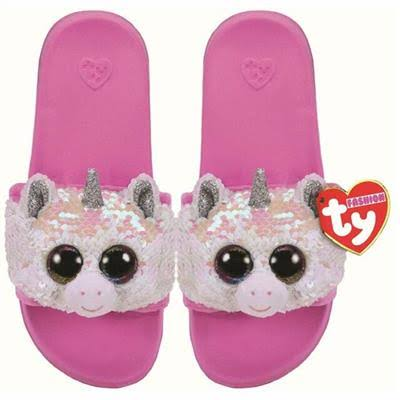 Ty Diamond - Sequin Slides LRG