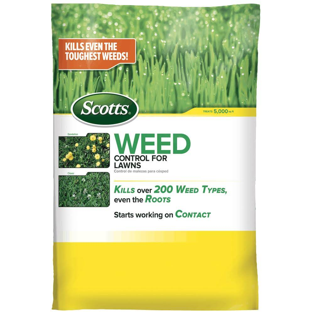 Scotts 49801b Lawns Weed Control