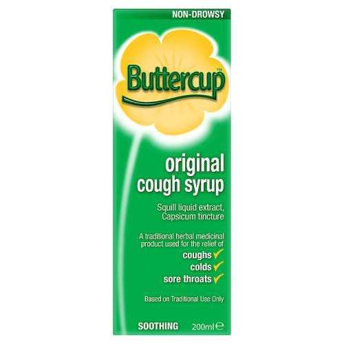 Buttercup Syrup Original 200ml