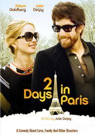 2 Days in Paris film complet
