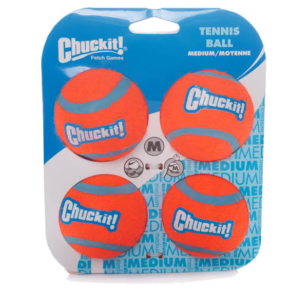 Chuckit! Dog Fetch Tennis Balls