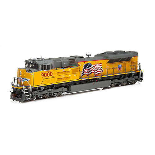 Athearn HO SD70ACe W DCC & Sound Up #9000, ATHG89830