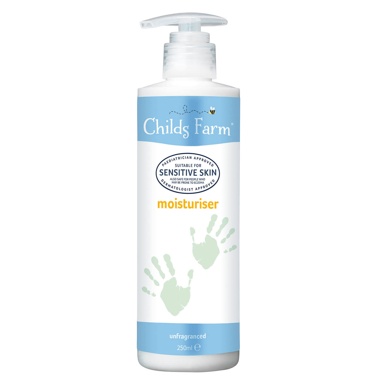 Childs Farm Moisturiser Unfragranced 250 ml