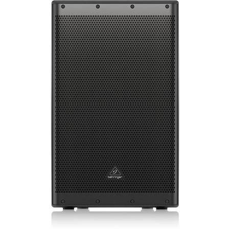 Behringer DR115DSP Active PA Speaker System - with DSP and 2 Channel Mixer, 1400W, 15""