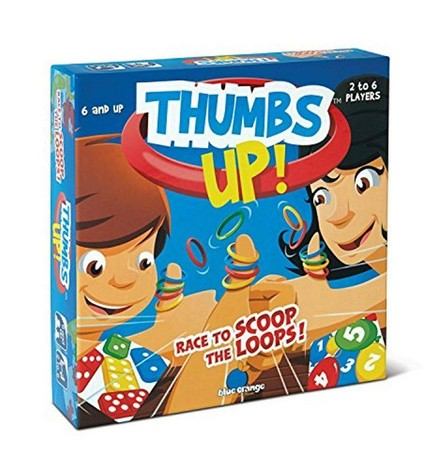 Blue Orange Games Thumbs Up! Board Game