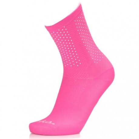 MB Wear Reflective Socks Pink L-XL (41-45)