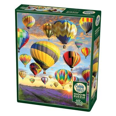 Cobble Hill Hot Air Balloons 1000 PC Jigsaw Puzzle