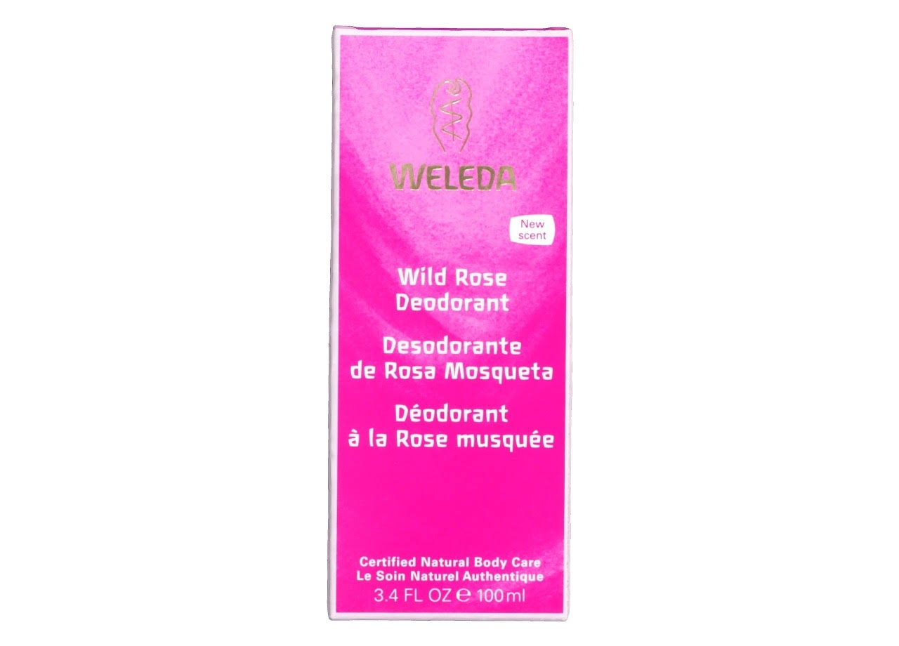 Weleda Wild Rose Deodorant (100 ml)