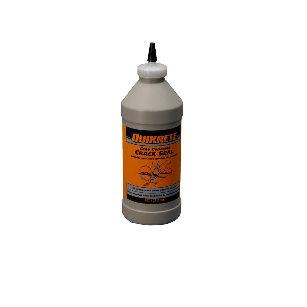 Quikrete Concrete Crack Seal - 1 Quart, Grey